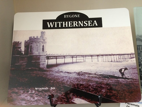 Bygone Withernsea Placemat (Pier)