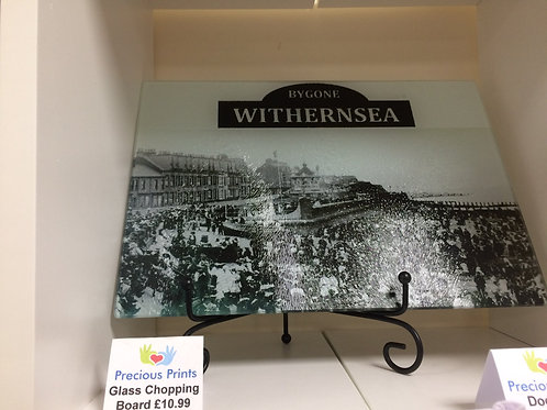 Bygone Withernsea Chopping Board