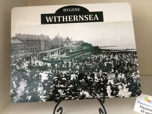 Bygone Withernsea Placemat (Beach)
