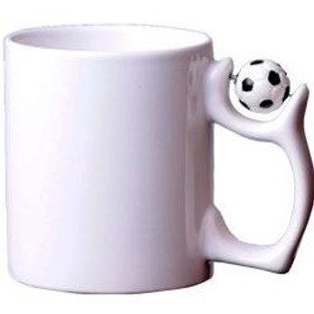 Football Handle Mug