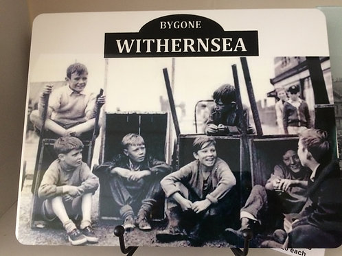 Bygone Withernsea Placemat (Barrow Boys)