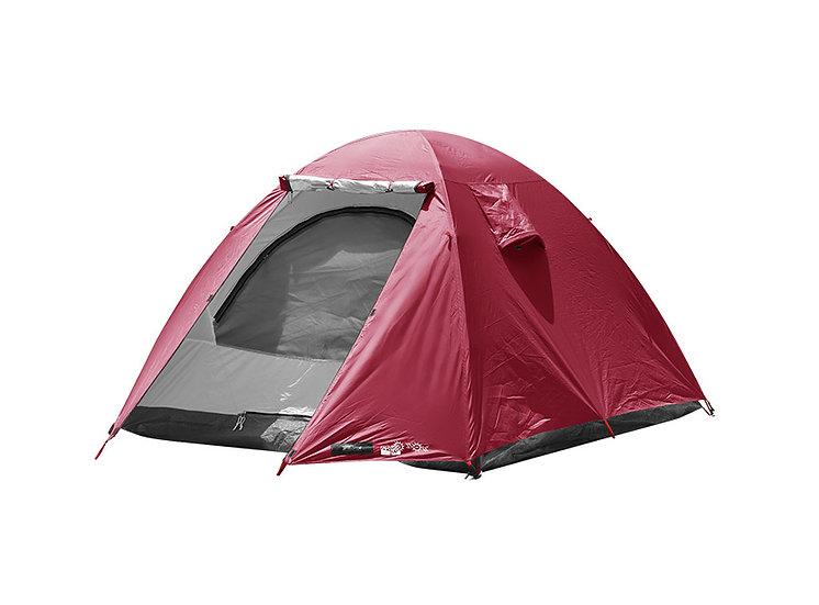 日本 Fieldoor Field Camp Dome 200 4人帳篷
