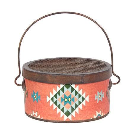 民族風蚊香盒