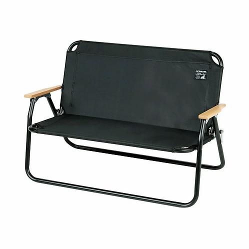 CAPTAIN STAG 鋁製雙人長椅 UC-1660