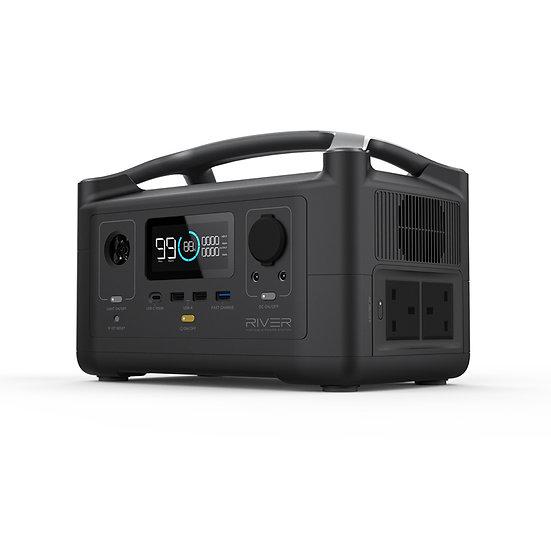 【散租】EcoFlow RIVER 600 戶外移動電源