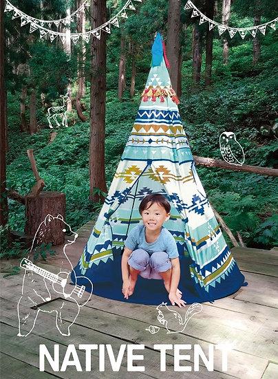 【日本代購】兒童野餐帳篷