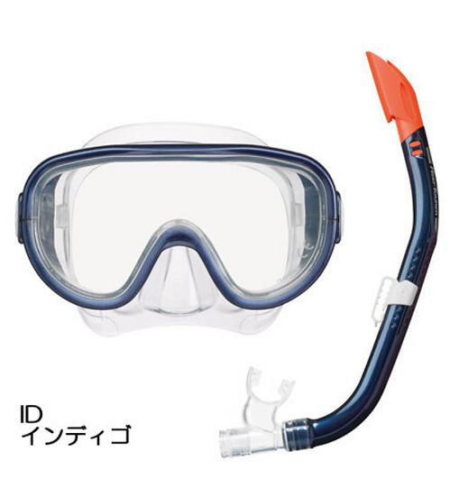 【租借】浮潛裝備(潛水鏡、吸氣管)