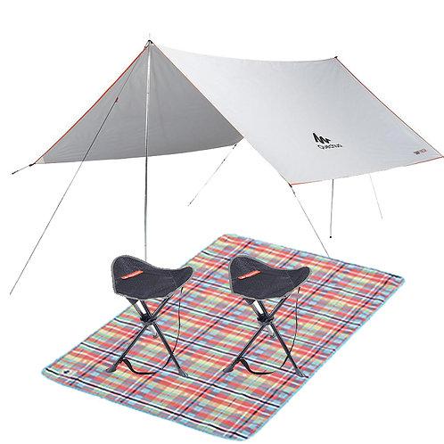 【免費送貨】Set J: 露營升級套裝(租借)