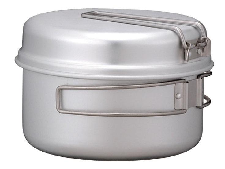 【日本代購】SnowPeak 4合1 鋁製炊具Cookset SCS-020T
