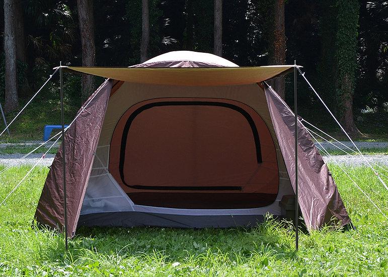 日本 Fieldoor Field Camp Dome 300 帳篷