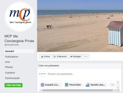 Suivez MCP Saint Lary sur Facebook | Ma Conciergerie Privée |