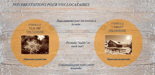 Nos prestations | Ma conciergerie privée Saint Lary