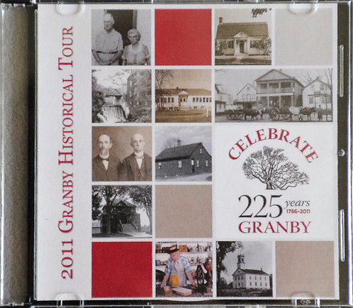Granby History Tour on DVD