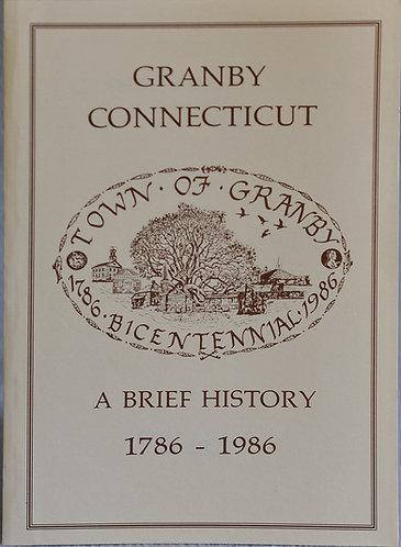 Granby, CT 1786 - 1986
