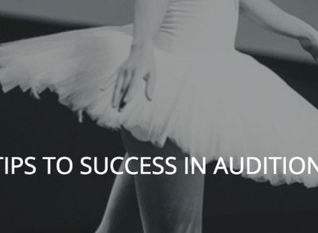 7 Tips to Success in Auditions