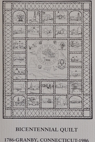 Granby Bicentennial Quilt