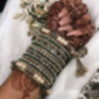 My favourite bangle sets are definitely