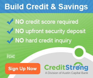 Simple Credit Repair Services - Sign up with Credit Strong today