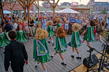 Larkin Square Irish Dancers