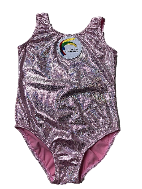 Fairy Dust Leotard (Princess Pink)