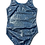 Thumbnail: Fairy Dust Leotard (Snowflake Blue)