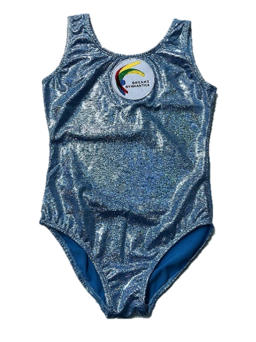 Fairy Dust Leotard (Snowflake Blue)