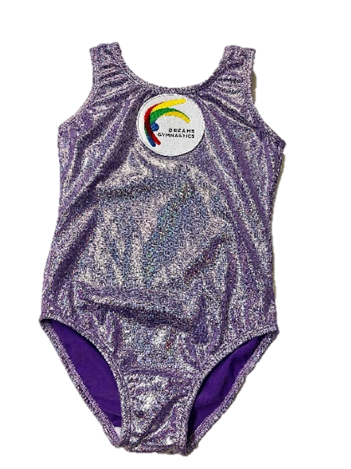 Fairy Dust Leotard (Sweet Lilac)