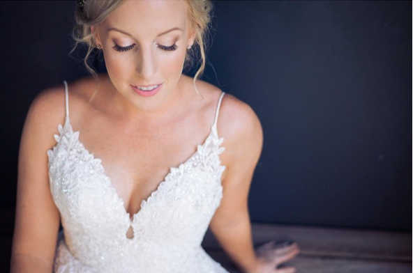 Bride Mikaela