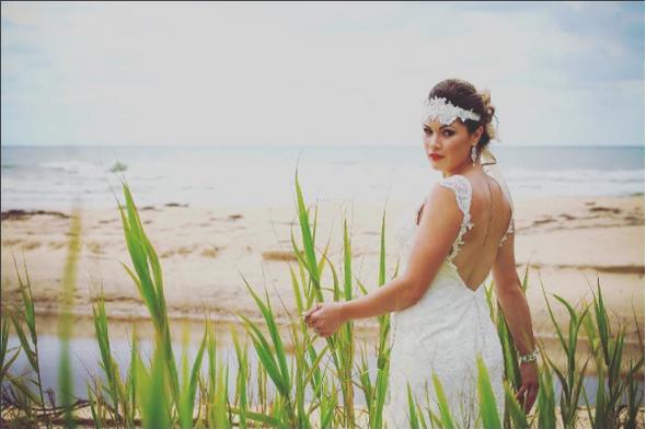 Bride Cassie