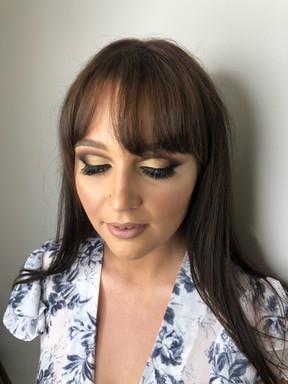 Emma Event Makeup