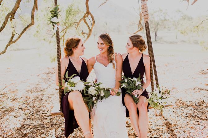 Bride Caitlin