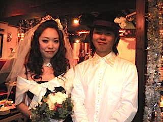 結婚式二次会