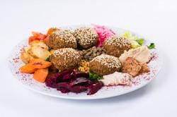 Falafel Teller