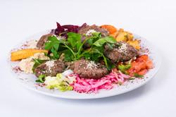 Köfte Kebab Teller