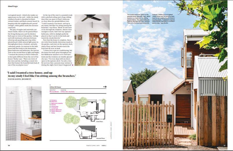 Dwell Magazine Sanctum Homes Vic