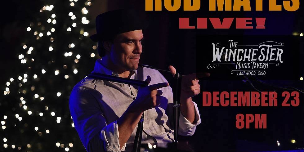 Rob Mayes Live at The Winchester Music Tavern