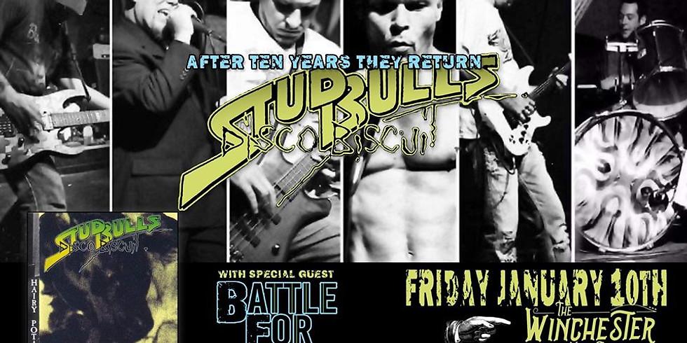 Studbulls Disco Biscuit LIVE!