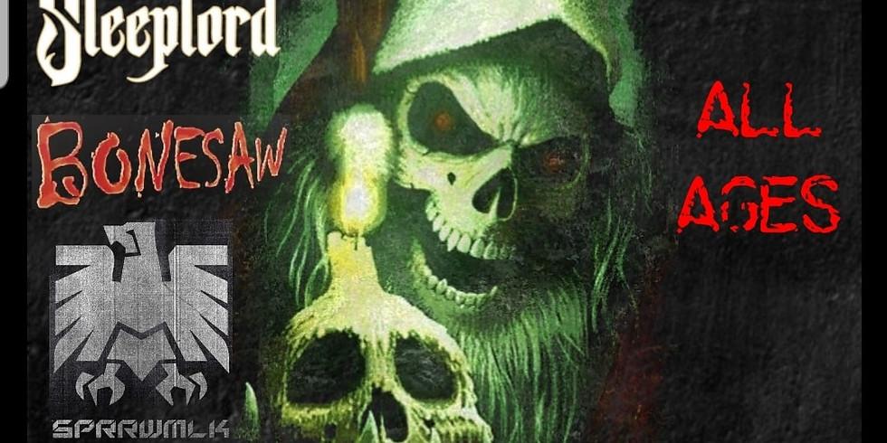 DEAD EARTH w/ Bonesaw, Sparrowmilk and Sleeplord