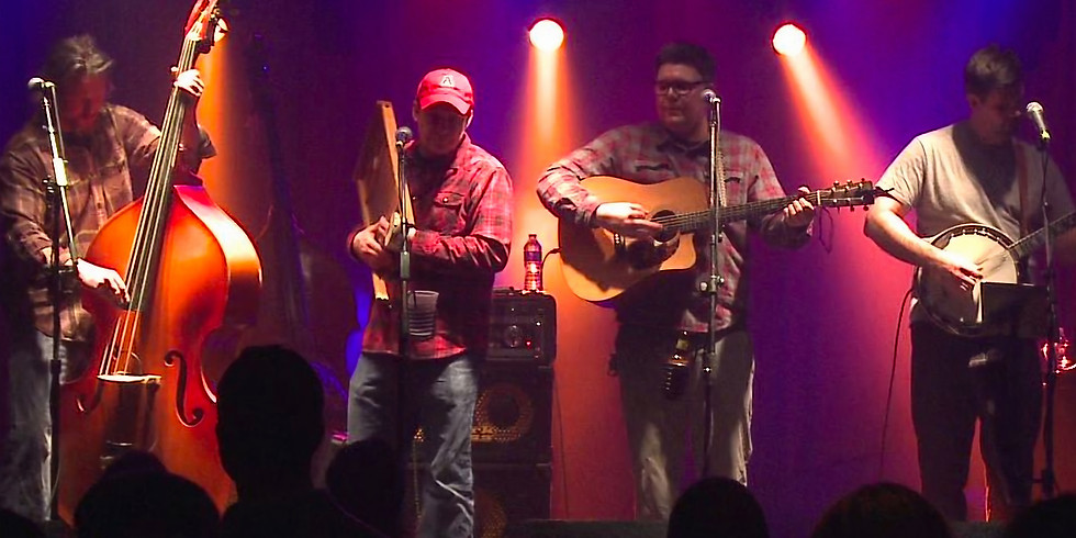 Bluegrass Night w/JP and the Chatfield Boys,Buffalo Rose & more