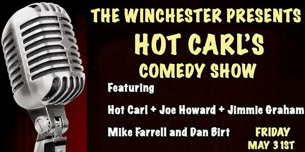 Hot Carl's Comedy Show