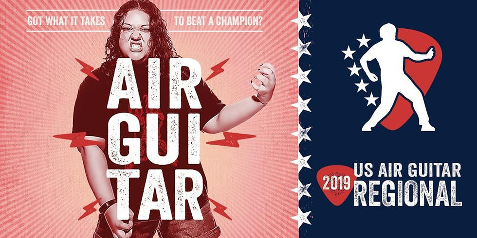 U.S Air Guitar Competition