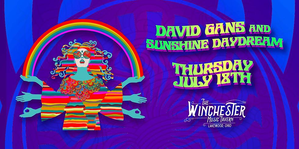 David Gans & Sunshine Daydream