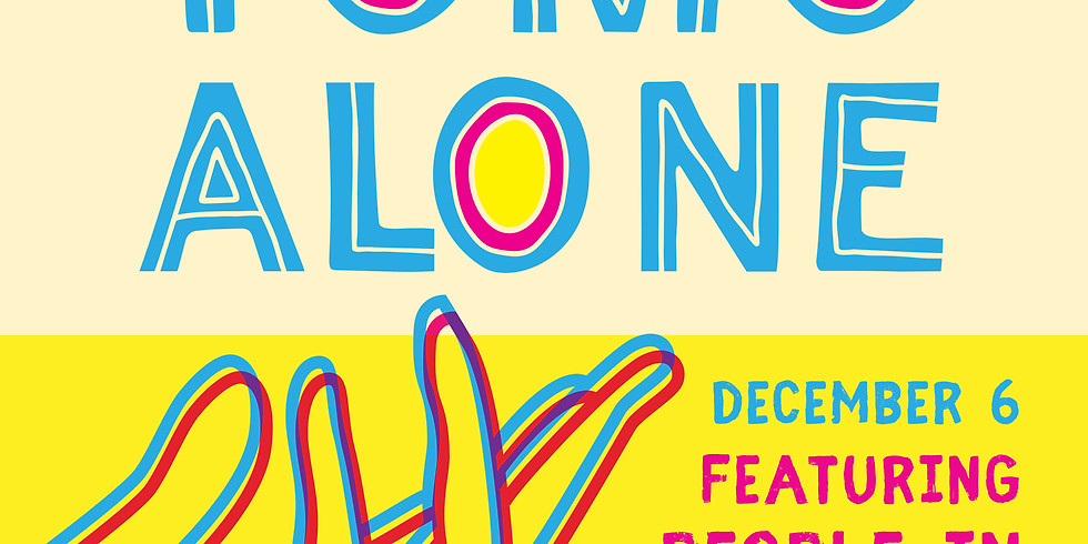 Friday Night Showcase: Tomo Alone, Hollow Rogues, The Permanents, People in the Daytime