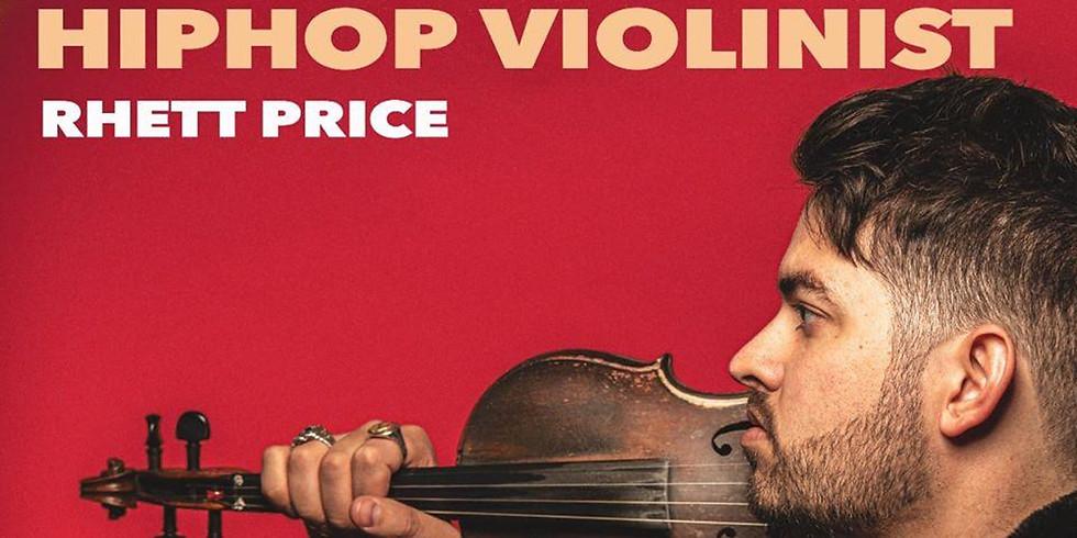 HipHop Violinist Rhett Price