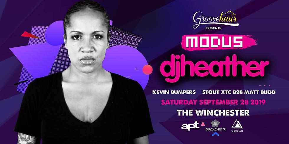 Modus ft DJ Heather
