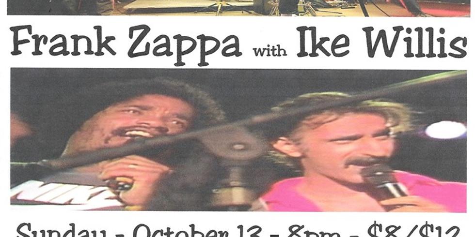 Zappa music with Ike Willis