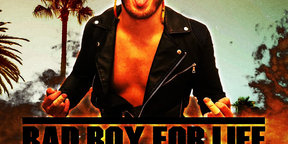Live Pro Wrestling In Lakewood,OH: AIW's Bad Boy For Life