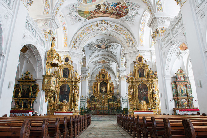 Heiraten im Kloster Disentis