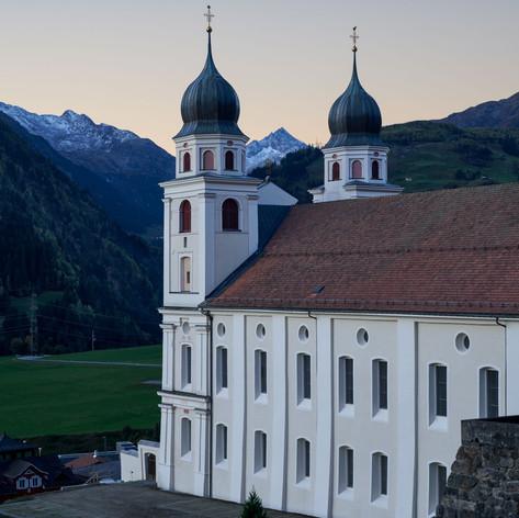 Kloster auf Zeit