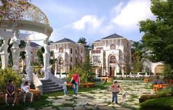Lien Ninh Residential, HN - VN